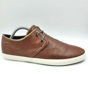 Camper Motel Brown Leather Casual Sneaker Boots 41